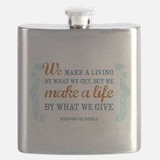 Make a Life Flask