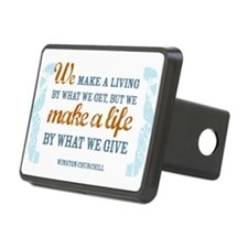 Make a Life Hitch Cover
