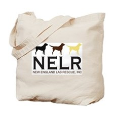 New England Lab Rescue Tote Bag