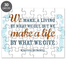 Make a Life Puzzle