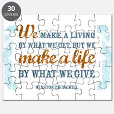 Make a Life Puzzle