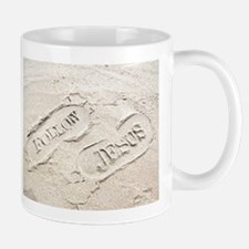 Sandy Footprints Mug