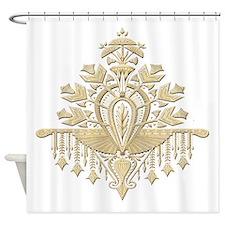 Egyptian Deco Shower Curtain