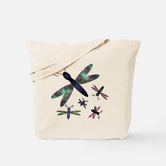 Dragonflies.png Tote Bag