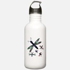 Dragonflies.png Water Bottle