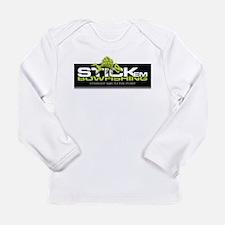 Stick'em Bowfishing Long Sleeve Infant T-Shirt