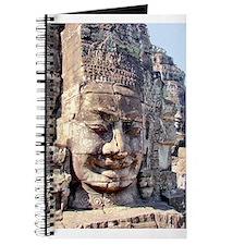 Stone Buddha Bayon Crematorium Journal