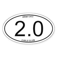 Army PFA 2.0 Decal