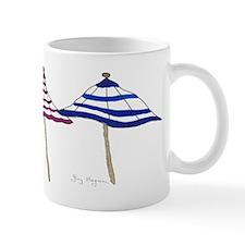3 Umbrellas Small Mug