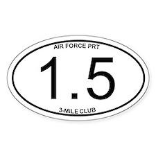 Air Force PRT 1.5 Decal