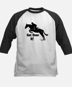 Get Over It! Horse Jumper Tee