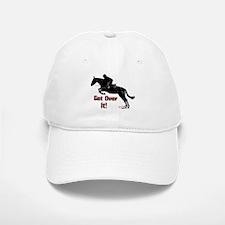 Get Over It! Horse Jumper Baseball Baseball Cap