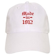 Made In 1912 Baseball Cap