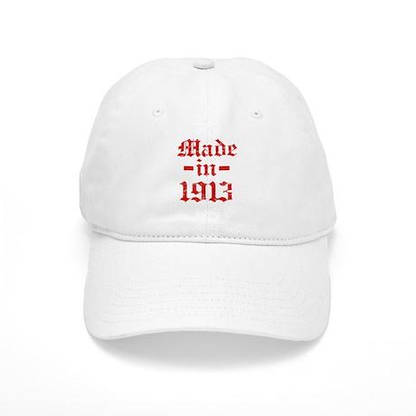 Made In 1913 Cap