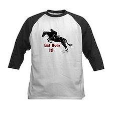 Get Over It! Horse Jumper Tee