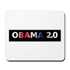 Obama 2.0 Mousepad