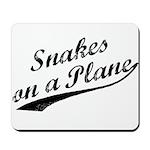 Snakes on a Plane Vintage Mousepad