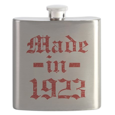 Made In 1923 Flask