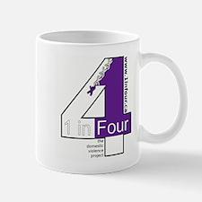 1 in Four Mug