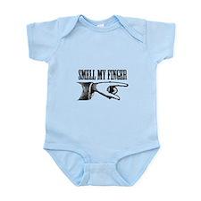 Smell My Finger Infant Bodysuit