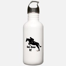 Get Over It! Horse Jumper Water Bottle