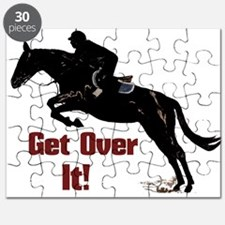 Get Over It! Horse Jumper Puzzle