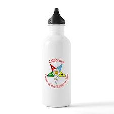 California Eastern Star Water Bottle