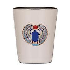 Tutankhamons Glyph Shot Glass