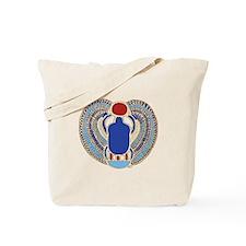 Tutankhamons Glyph Tote Bag