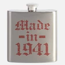 Made In 1941 Flask