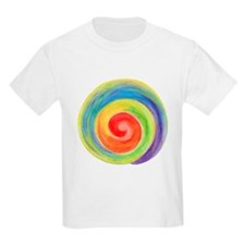 Reiki Colors Sm T-Shirt