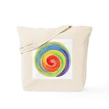 Reiki Colors Sm Tote Bag