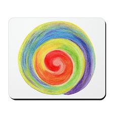 Reiki Colors Sm Mousepad