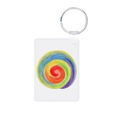 Reiki Colors Sm Keychains