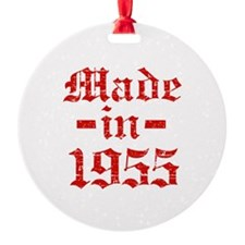 Made In 1955 Ornament