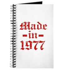 Made In 1977 Journal