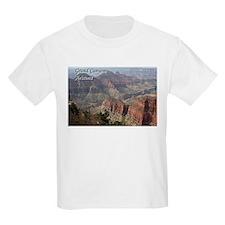 Grand Canyon, Arizona 2 (with caption) T-Shirt