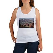 Grand Canyon, Arizona 2 (with caption) Women's Tan