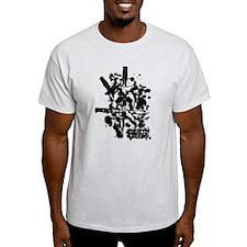 Skull and Knives T-Shirt
