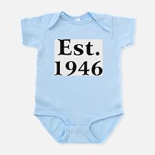 Est. 1946 Infant Creeper