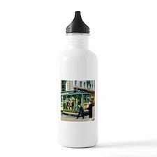 Vintage San Francisco Cable Car Water Bottle