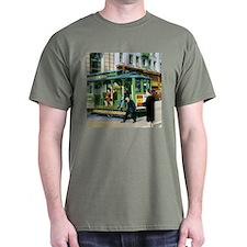 Vintage San Francisco Cable Car T-Shirt