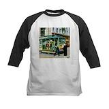 Street car Baseball Jersey
