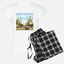 Vintage Hollywood Pajamas