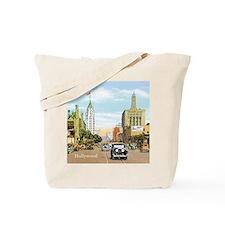 Vintage Hollywood Tote Bag