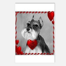 Sweet Zsa Zsa Amore Designs 1 Postcards (Package o