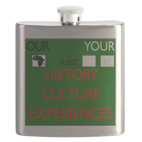 Our History Flask