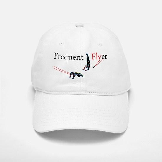 Frequent Flyer Baseball Baseball Cap