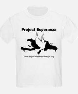 Project Esperanza Apparel and More T-Shirt