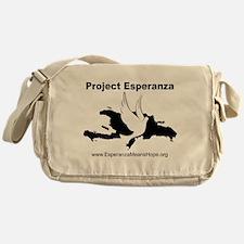 Project Esperanza Apparel and More Messenger Bag